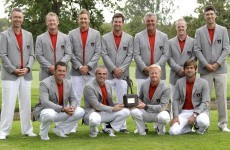 European fightback falls flat as GB&I take Seve Trophy