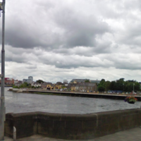 Two bridge workers die after cage falls into River Shannon in Limerick