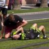 Dan Martin's Vuelta a Espana is over after nasty crash