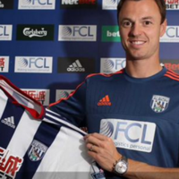 West Brom paid £6 million for Jonny Evans today