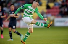 Sligo a bit out of the red after sharing spoils with Shamrock Rovers