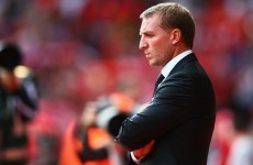 Brendan Rodgers showing good character after 'self-inflicted' defeat
