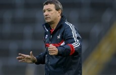 Cork need a new hurling manager as Jimmy Barry-Murphy steps down