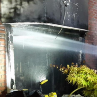 Man rescued by neighbours after Dublin house gutted by fire