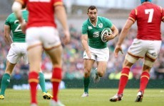 Schmidt: Dave Kearney looked dangerous with the ball the whole time