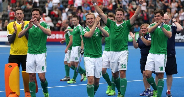 History makers! Ireland stun England to win bronze at Euro Championships