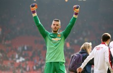 David de Gea could be a Real Madrid player by Tuesday