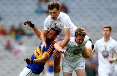 14-man Tipperary see off Kildare to set up All-Ireland minor final against Kerry