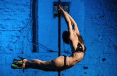 Sick of the gym? Maybe try pole dancing, trapeze or laughter yoga