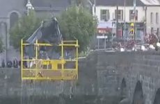 Two workers who died in fall from Limerick bridge named as Brian Whelan and TJ Herlihy