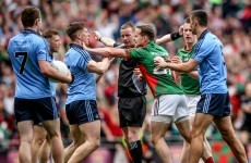 Johnny Doyle: Mayo's bottle, Dublin's indiscipline and sympathy for Joe McQuillan