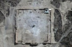 UN satellite images prove Palmyra temple was blown up