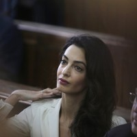 A tweet describing Amal Clooney as 'actor's wife' caused a heap of drama over the weekend