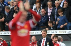 Manchester United won't use transfer window to solve striking problems