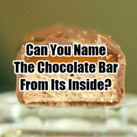 Can You Name The Chocolate Bar From Its Inside?
