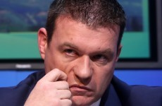 """A scumbag"": Alan Kelly had a thing or two to say about that threatening package"