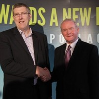O'Dowd named as McGuinness replacement