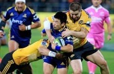Highlanders hero Tanaka one of two scrum-halves picked for Japan squad