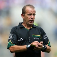 Here's the man appointed to take control of Dublin and Mayo's All-Ireland replay battle