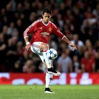 Javier Hernandez is no longer a Man United player