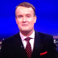 This BBC presenter just had the ultimate Anchorman moment