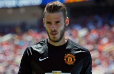 Deadline blunder sees De Gea's Real Madrid move fall through