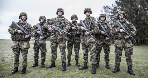 'It's the army, not kindergarten': RTÉ's Recruits doc got quite a reaction on Twitter last night