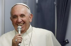 What do you make of the Pope's advice to priests on abortion?