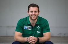 Specialist centre Darren Cave covers Ireland's 'manufactured midfield'