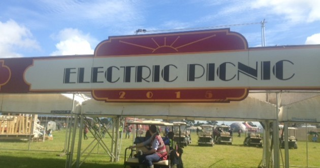 16 things we learned at the Electric Picnic sneak preview