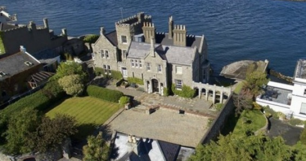 This iconic Dublin mansion will cost its next owner €10 million