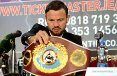 Andy Lee's world title fight against Billy Joe Saunders is OFF