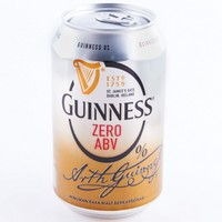 Here's what alcohol-free Guinness tastes like