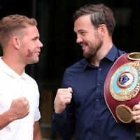 'It's a pretty serious cut': Andy Lee speaks about postponed Saunders fight