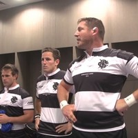 'Prove them wrong, or prove them right' - Inside the Barbarians' dressing room