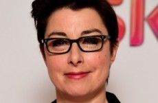 Sue Perkins reveals she has had a brain tumour for eight years
