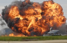 Pilot killed in second US air show crash over the weekend