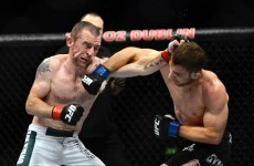 One of Ireland's most popular fighters has been added to the UFC Dublin card