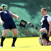 Open Thread: Who would you pick in Ireland's starting XV to face England?