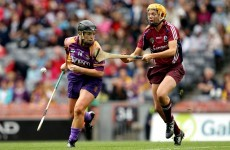 What's the difference between hurling and camogie?