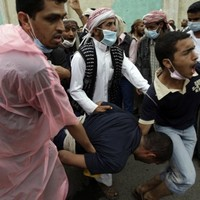 At least 23 killed in Yemen protests