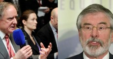 """Browne on Adams: """"He was by far the most important person in the IRA from 1980 onwards."""""""
