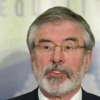 "Browne on Adams: ""He was by far the most important person in the IRA from 1980 onwards."""