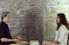 These exes sat down to ask each other honest questions and it was so tense