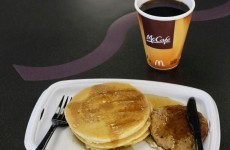 McDonald's will be serving breakfast all day, but not in Ireland