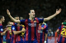 Sergio Busquets explains why football is better than sex