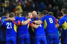 Romania donating warm-up game profit to player with kidney failure
