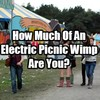 How Much Of An Electric Picnic Wimp Are You?