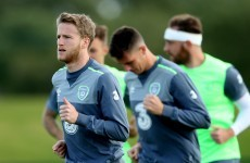 5 players cut from Ireland squad ahead of Gibraltar clash