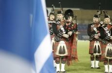 Bagpipe ban has Scots fuming